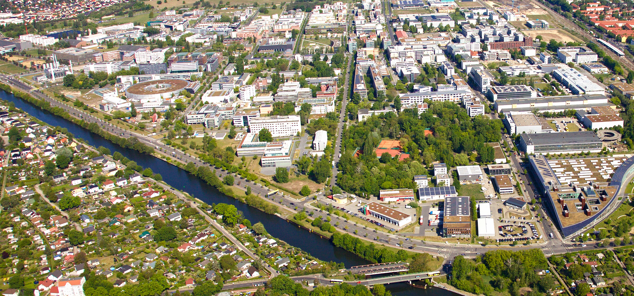 Adlershof technology park