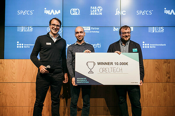 Grand Prize Winner OrelTech at AdMaCom 2017