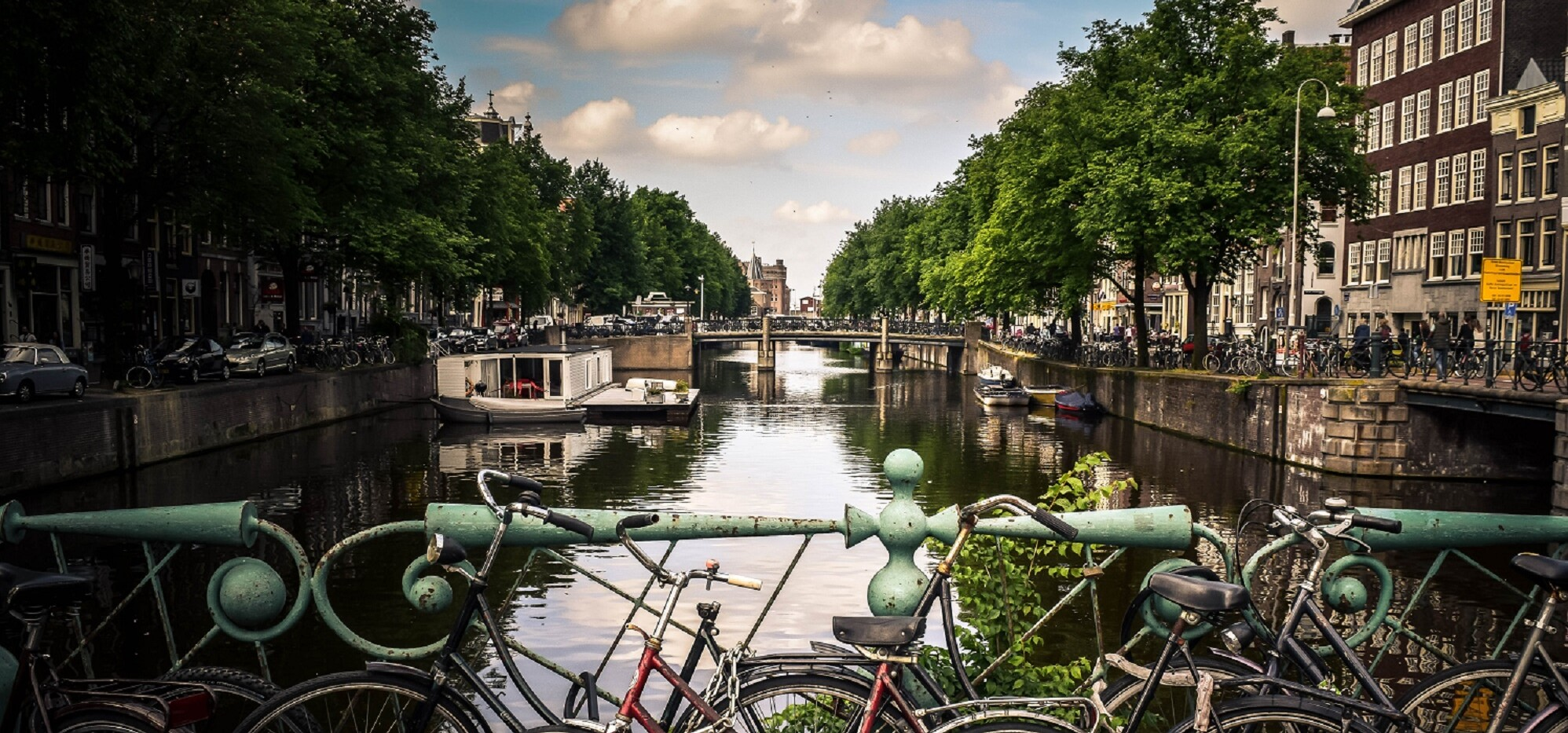 Amsterdam city photo