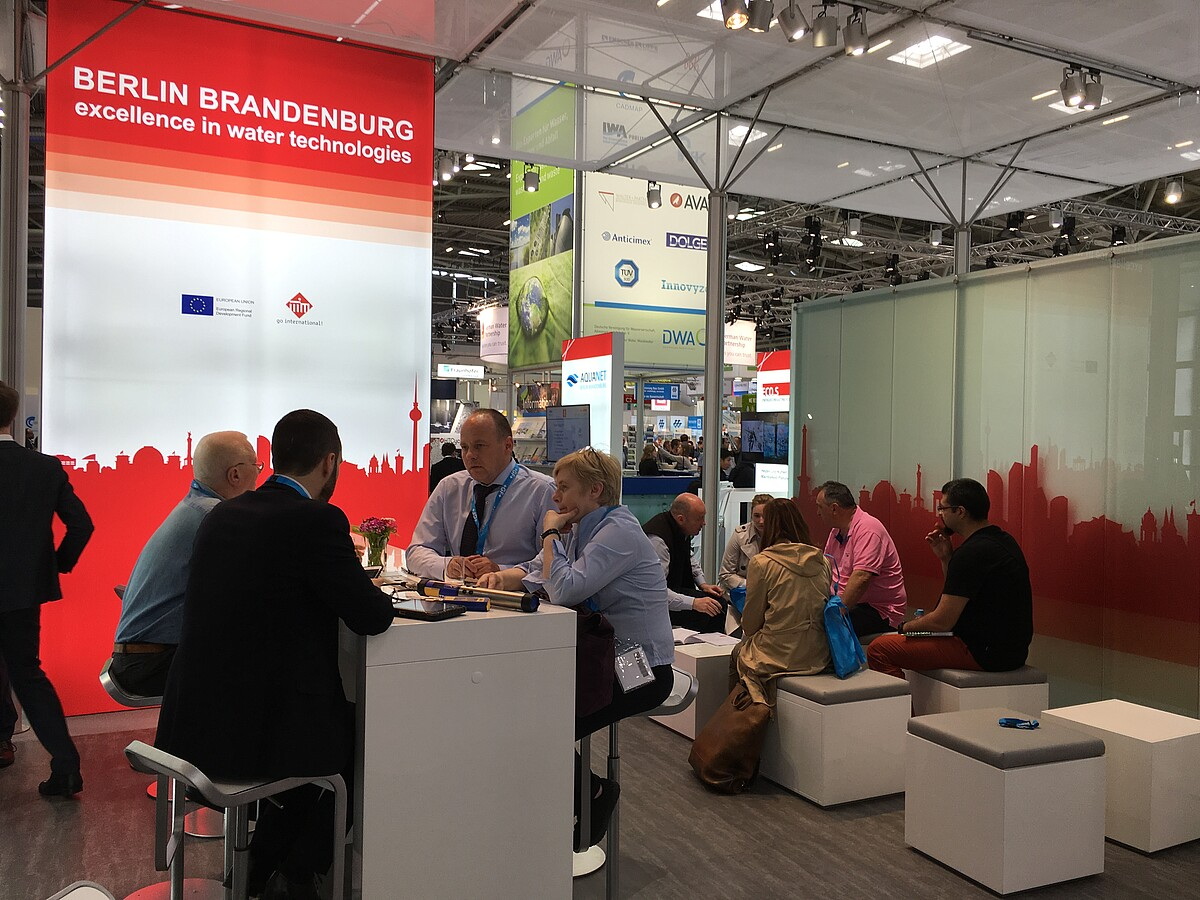 berlin and brandenburg booth