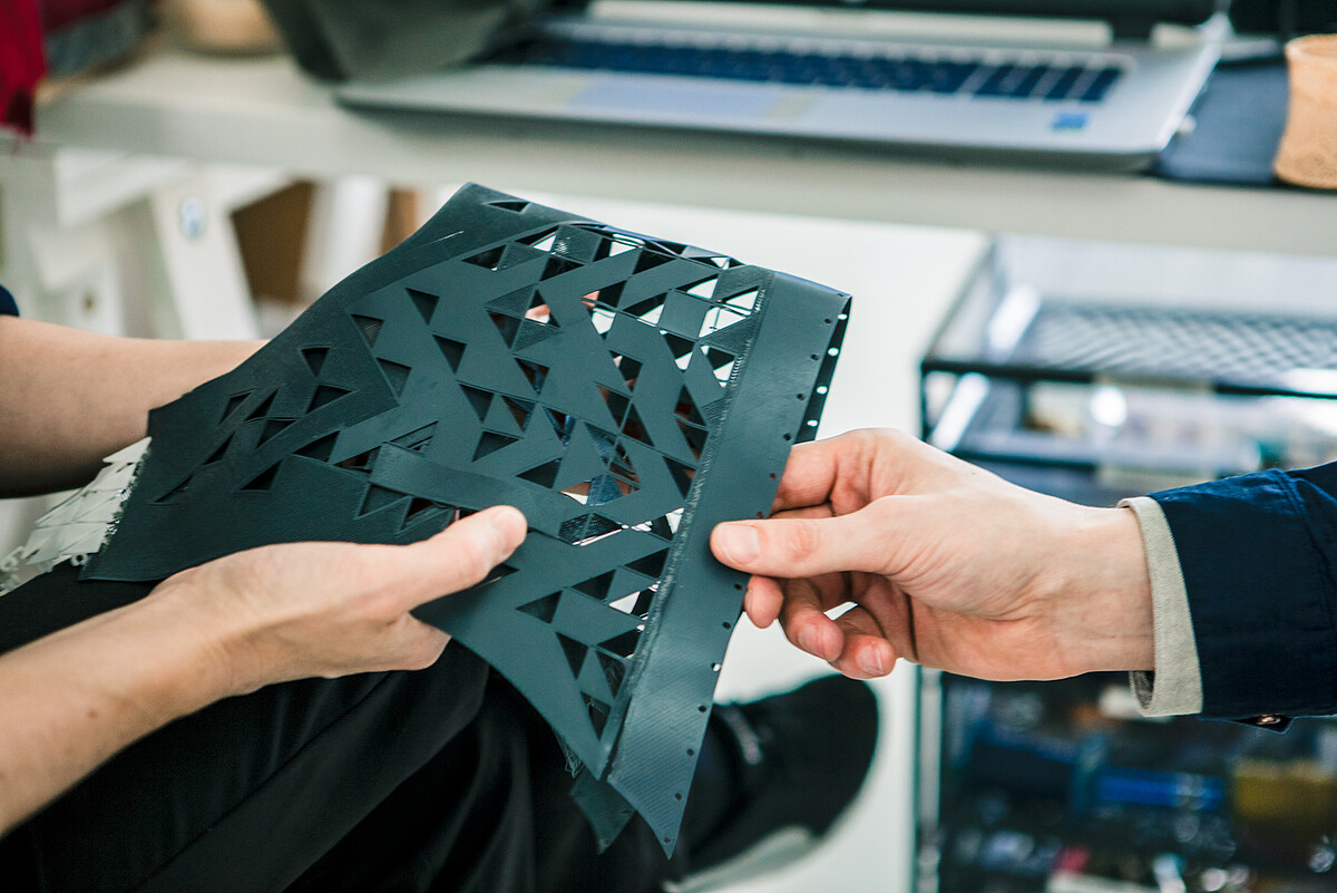 Sustainable materials for smarter fashion