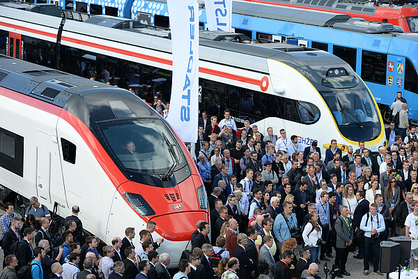 Innotrans: Trains