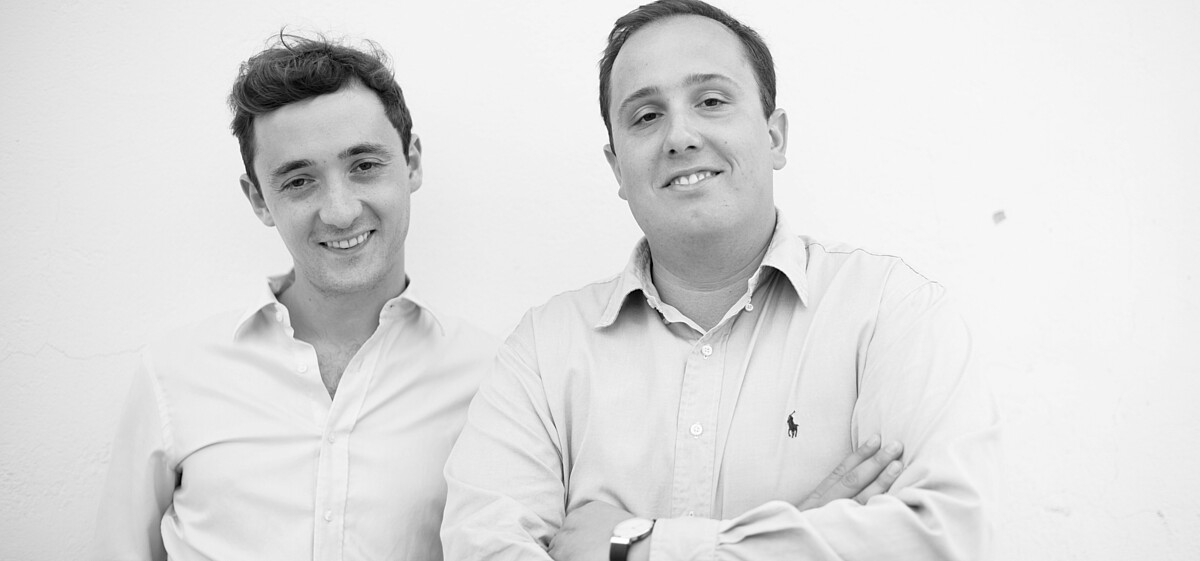 Luka Ivicevic, Head of Growth (left), Lav Odorovic, CEO (right)