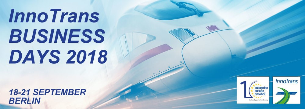 InnoTrans Business Days 2018
