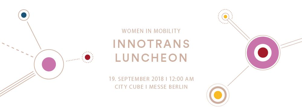 Logo Innotrans LUNCHEON